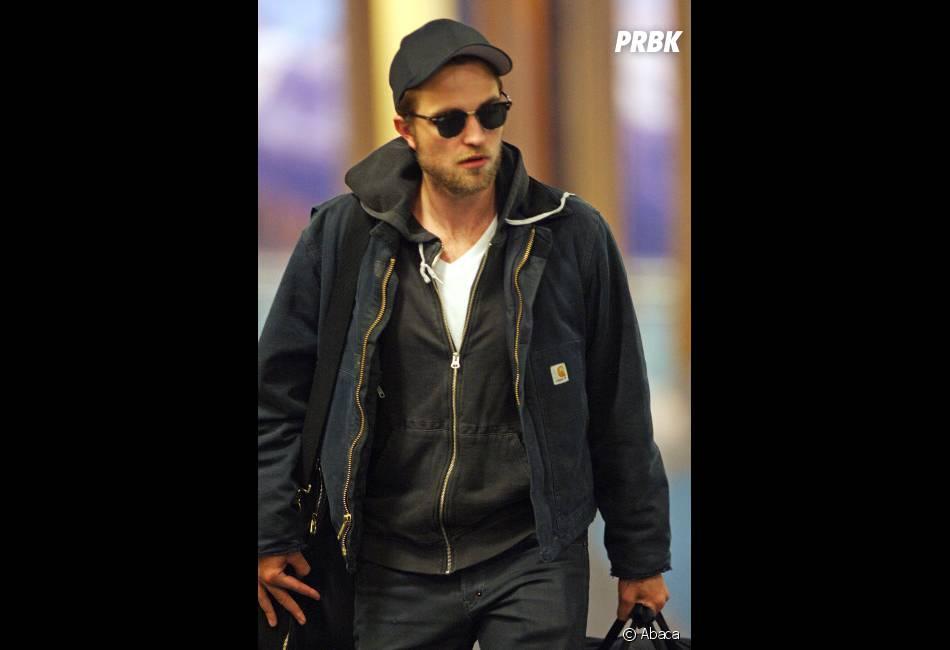 Robert Pattinson débarque au Canada