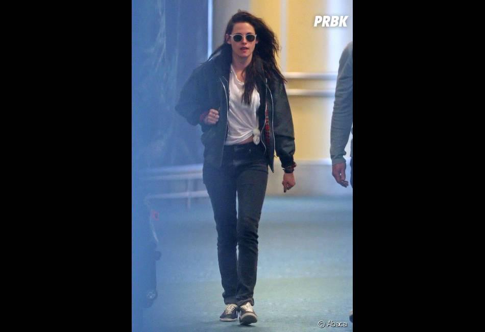 Kristen Stewart prête pour en finir avec Twilight