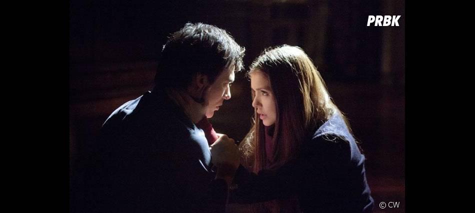 La saison 3 marque le rapprochement de Damon et Elena