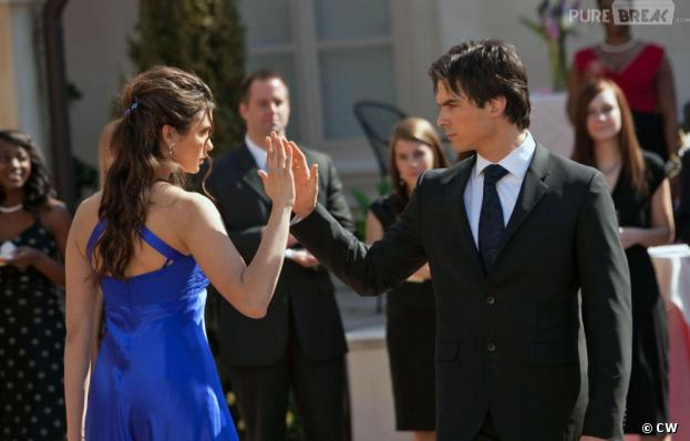Elena va-t-elle choisir Damon ?