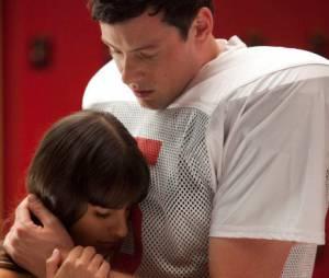 Lea Michele et Cory Monteith bientôt séparés dans Glee ?
