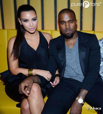C'est du sérieux entre Kim Kardashian et Kanye West