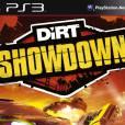 La jaquette PS3 de DiRT Showdown