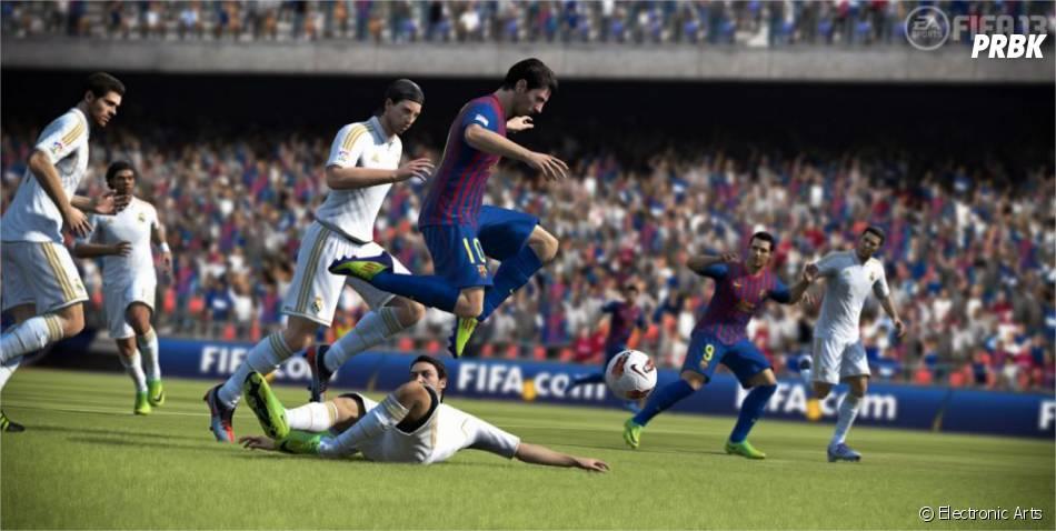Mettez vous dans la peau de Messi et revivez le Clasico en étant de la partie !
