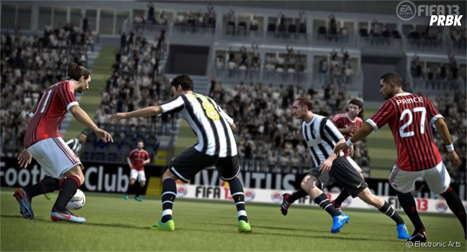 Découvrez les nouvelles innovations de FIFA 13 manette en main
