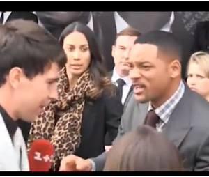Will Smith perd ses nerfs !