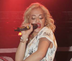 Rita Ora bientôt en concert à travers le monde