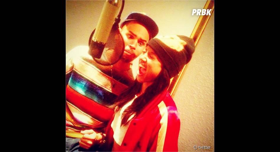 Chris Brown avec Karrueche Tran : La belle doit apprécier l'acharnement sur sa rivale