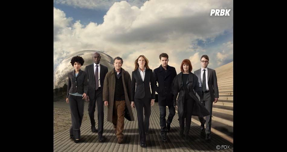La dernière saison de Fringe sera diffusée en septembre 2012 sur FOX