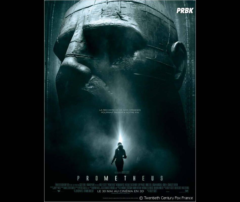 Prometheus sort au cinéma le 30 mai 2012.