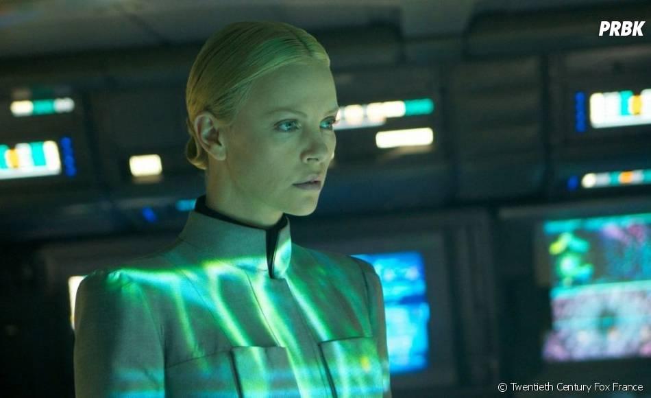 Charlize Theron jouera aussi dans Prometheus