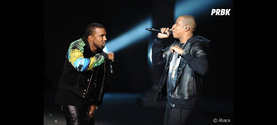 Kanye West et Jay-Z bientôt en concert à Paris !