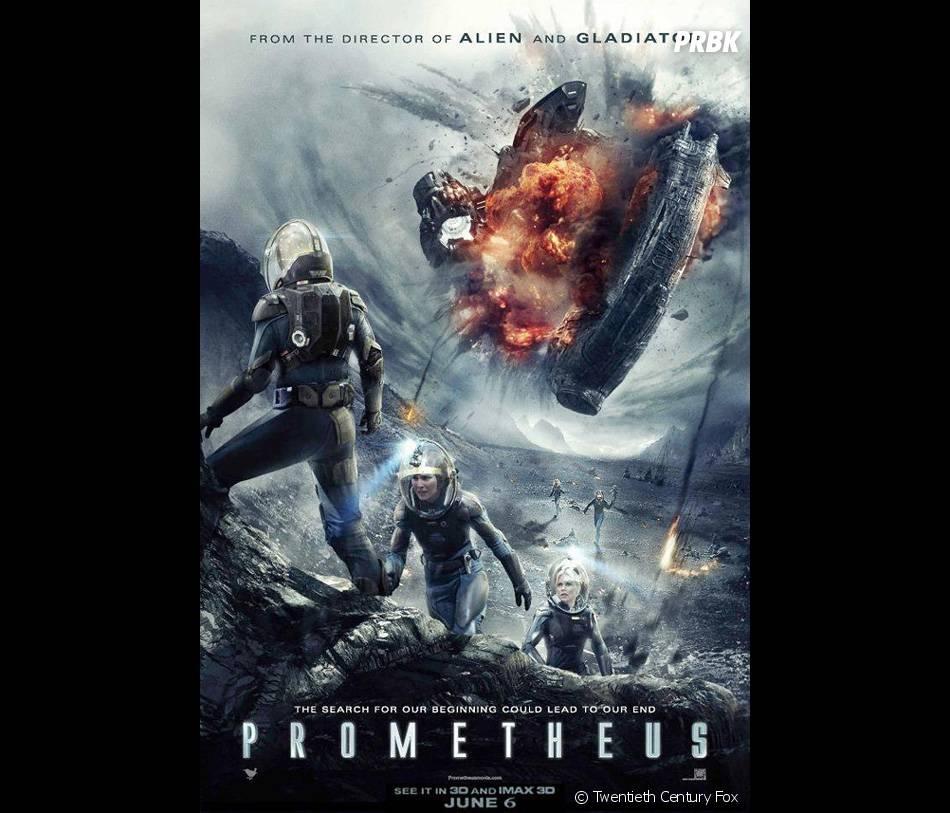 Prometheus en salles depuis le 30 mai