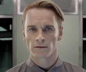 Michael Fassbender n'est pas tout nu dans Prometheus !