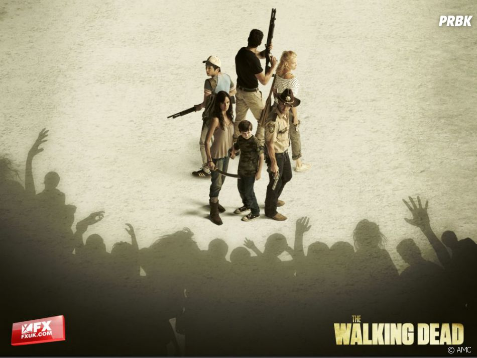 Bientôt de nouvelles images inédites de Walking Dead saison 3