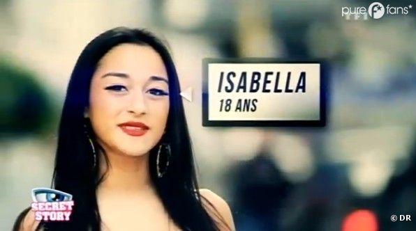 On aurait cru qu'Isabella irait beaucoup plus loin