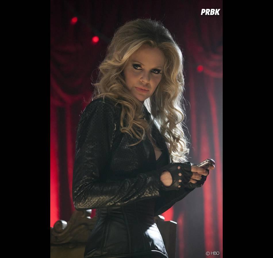 Pam transforme Tara en vampire