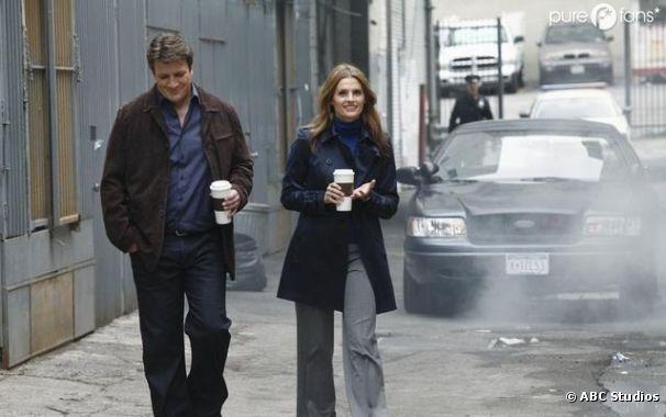 Des tensions pour Castle et Beckett