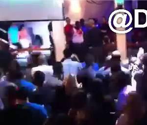 La vidéo de la bagarre entre Chris Brown et Drake
