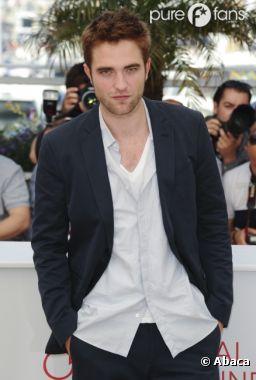 Robert Pattinson trop sexy