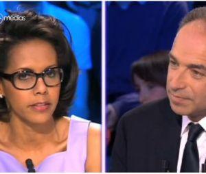 Clash entre Audrey Pulvar et Jean-François
