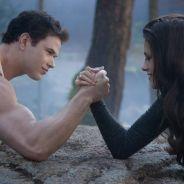 Twilight 5, un max de nouvelles photos : Bella VS Emmett, Dakota Fanning et des p'tits nouveaux !