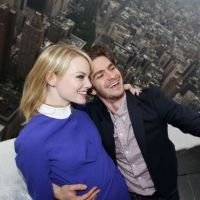 The Amazing Spider-Man : Andrew Garfield et Emma Stone au 7ème ciel ! (PHOTOS)