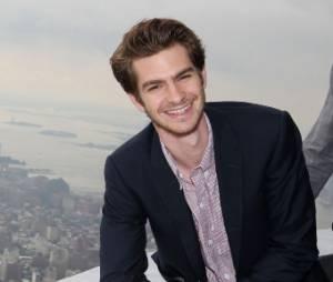 Andrew Garfield et New York !