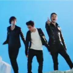 The Wanted : Chasing The Sun en mode L'Age de Glace 4 !