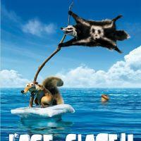 L'âge de glace 4 : Scrat grignote le box-office pour ses premières séances !