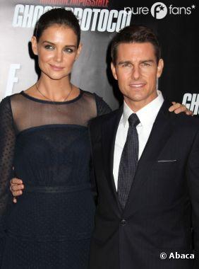 Tom Cruise et Katie Holmes, un couple brisé depuis 6 mois !