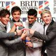 Les One Direction sont rentrés au Royaume-Uni après une tournée US