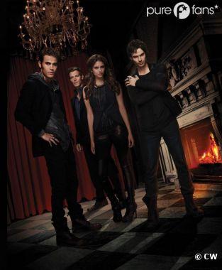 La saison 4 de Vampire Diaries mêlera romance, tragédies et surprises