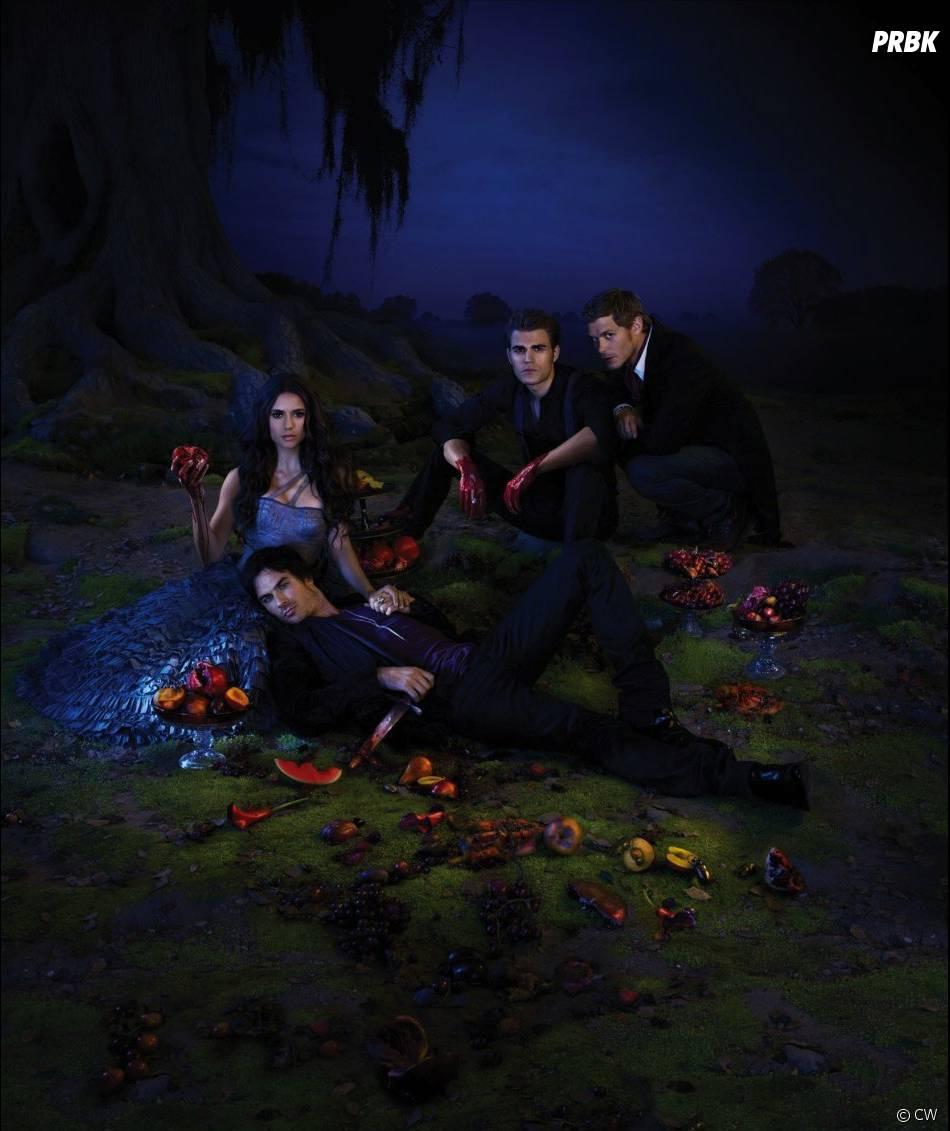 Vampire Diaries saison 4 revient le 11 octobre 2012.