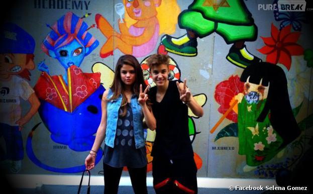 Selena Gomez et Justin Bieber profitent du Japon !