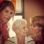 Laeticia Hallyday : gros chagrin sur Twitter après la mort de sa grand-mère (PHOTO)