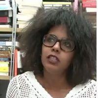 """Audrey Pulvar - sa coupe de cheveux afro défrise Twitter : """"Sébastien Folin en femme sans barbe"""" !"""