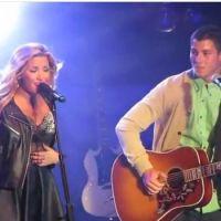 Demi Lovato : Nick Jonas la rejoint sur scène pendant sa tournée ! (VIDEO)