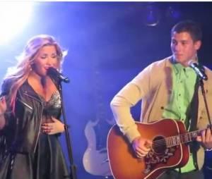 Demi Lovato invite Nick Jonas sur scène !