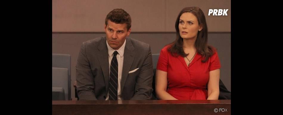 Bones et Brennan bientôt de retour à la télé !