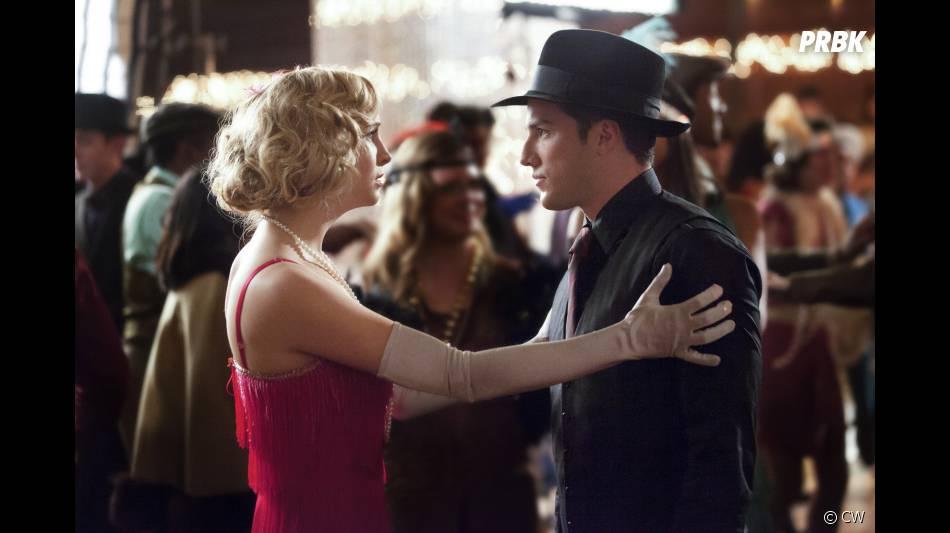 Tyler et Caroline ensemble, ou presque !