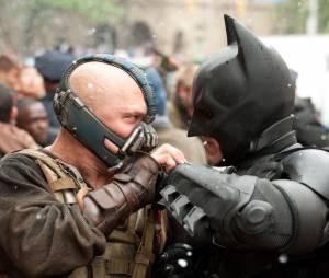Bane est à la hauteur de nos attentes dans The Dark Knight Rises