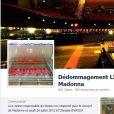 Les fans de Madonna s'organisent sur Facebook