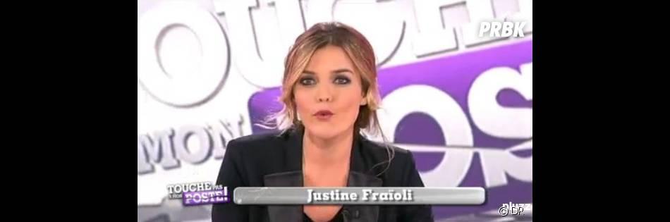 Justine Fraioli a une remplaçante !