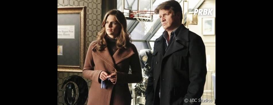 Castle saison 5 arrive aux US le 24 septembre 2012