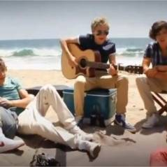 One Direction : leur cover de Wonderwall en mode playa ! (VIDEO)