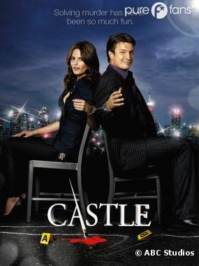 La saison des cachoteries dans Castle !