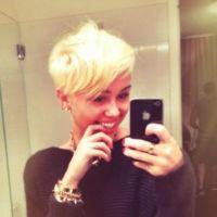 Miley Cyrus : elle nous montre son soutif sur Twitter ! (PHOTO)