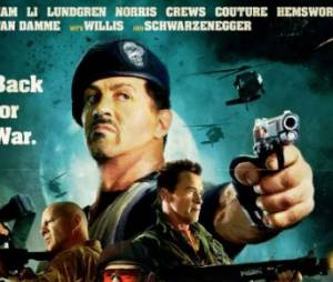 The Expendables 2 démarre fort !