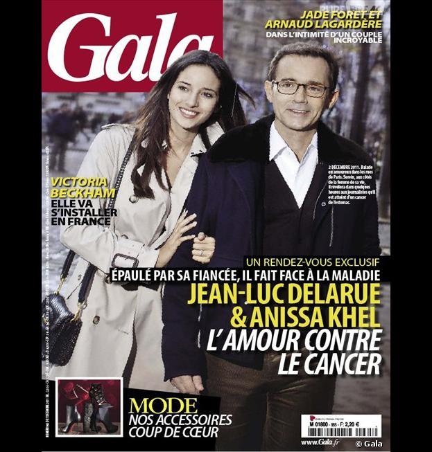 Jean-Luc Delarue, heureux grâce à Anissa Khel